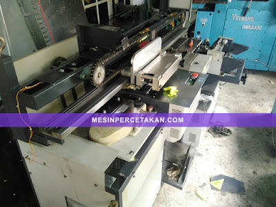 BQ 250 Automatic Book Binding Machine