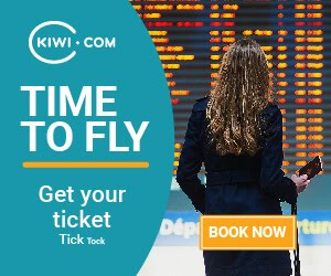 Kiwi - Ticket Booking