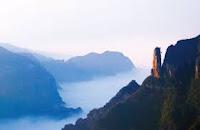【原創】718《巫山一段雲》二闋 - 沧海一粟 - 滄海中的一粒粟子