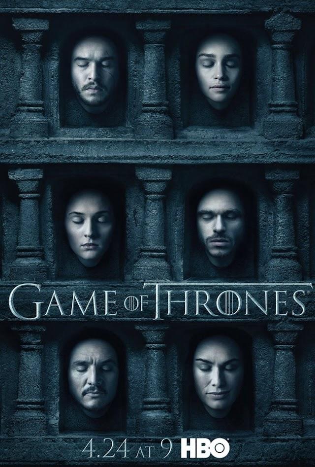 Mundo Series: Game Of Thrones, temporada seis