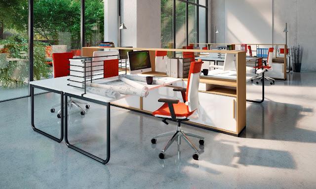 Birou operational Play&Work arhitecti