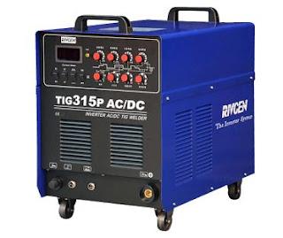 Hình ảnh máy hàn Rivcen Tig 315P AC/DC