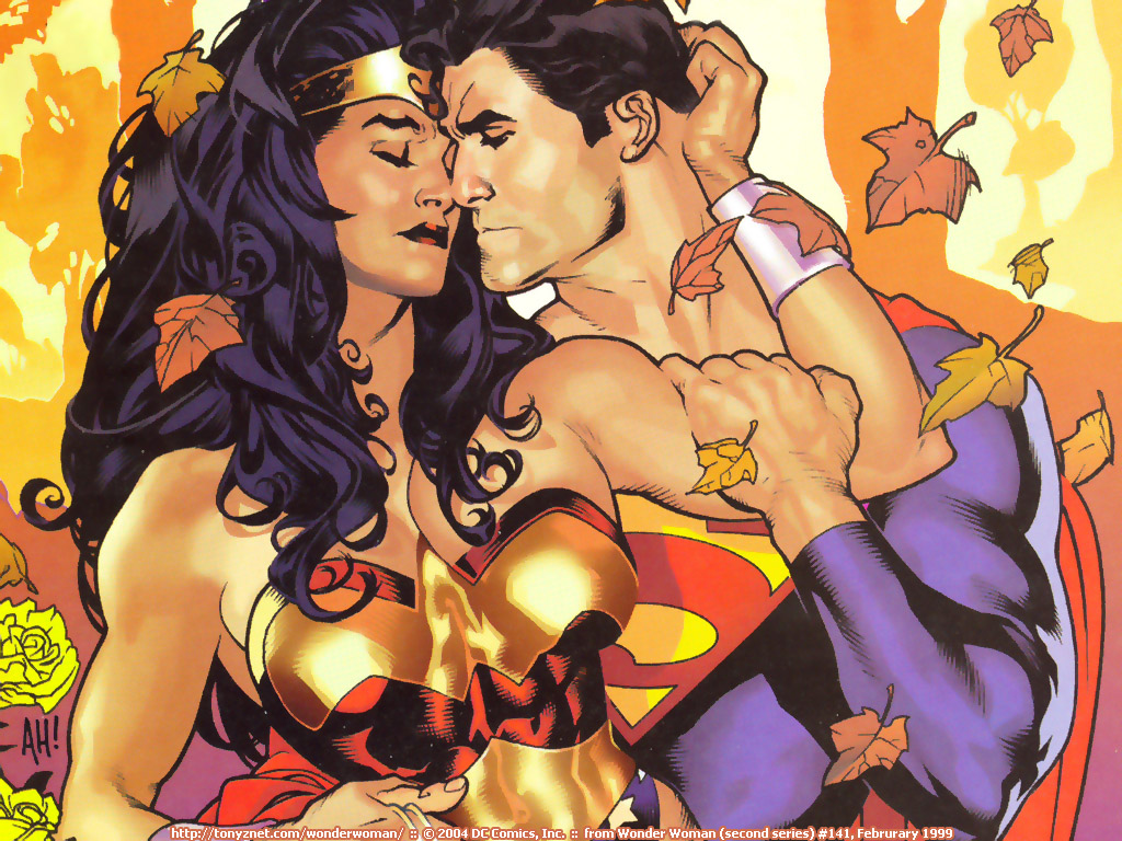 Wonder Woman And Superman Sex 47