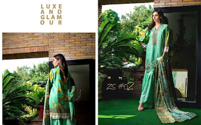 ZS-textiles-winter-embroidered-dresses-collection-2016-with-velvet-dupatta-5