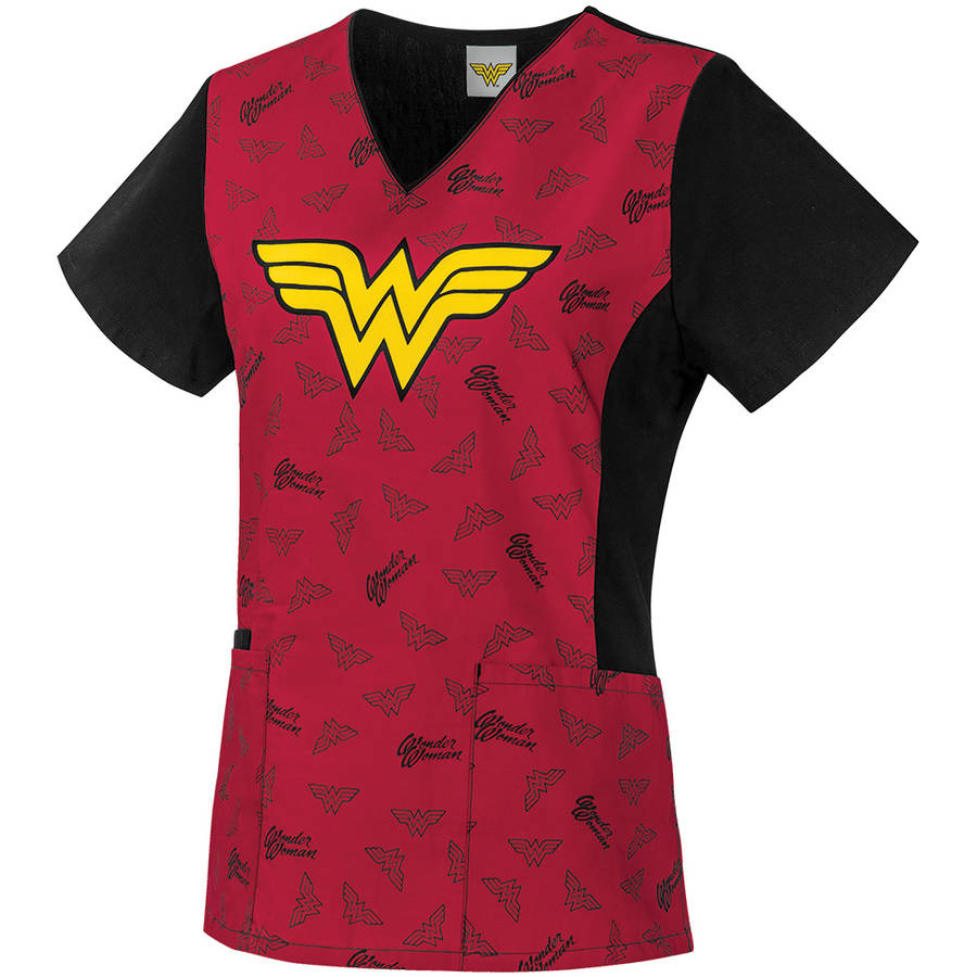 Wonder Woman Top With Cape