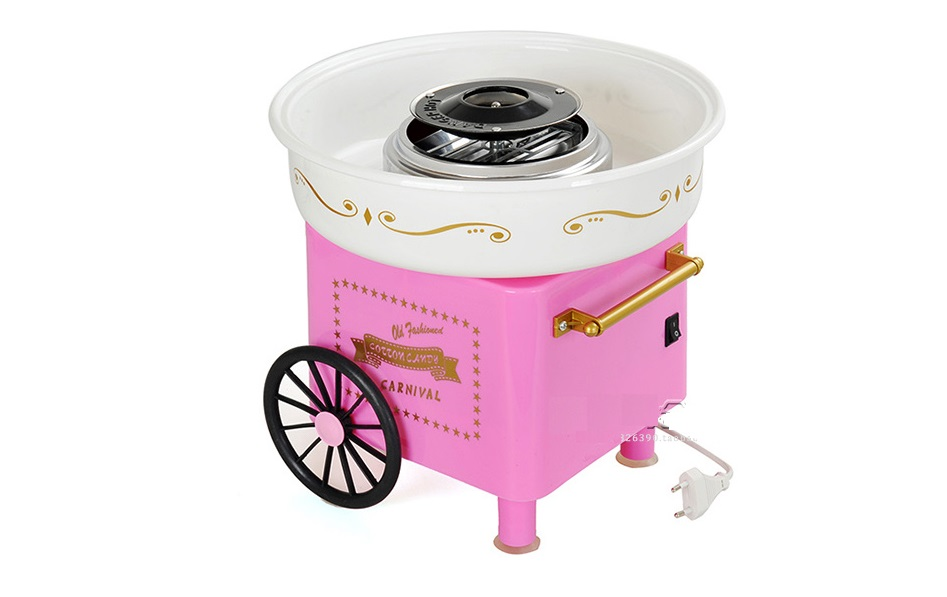 My Favor Carnival Mini Cotton Candy Machine