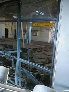 شاهد اول صورة لمطار ألحديدة بعد دخول قوت طارق والمقاومة الجنوبية