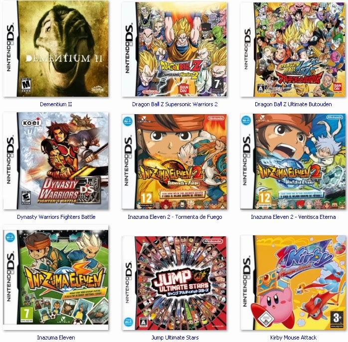 Imagenes De Descargar Juegos De Ds Gratis En Espanol Para R4