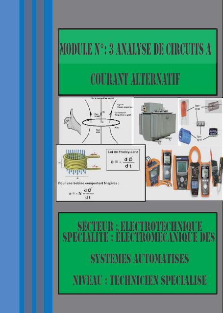 Module 06: Analyse de circuits à c.a.