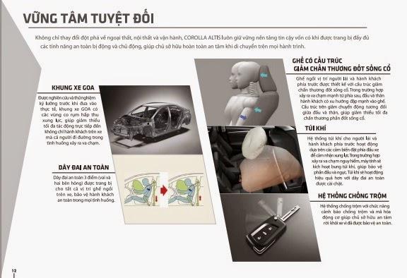 toyota altis 2015 toyota tan cang 16 - Toyota Corolla Altis 2014 - 2015: Đột phá ấn tượng - Muaxegiatot.vn