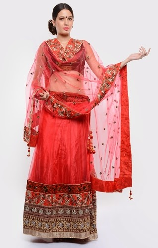 Indian Wedding Dresses Lehenga
