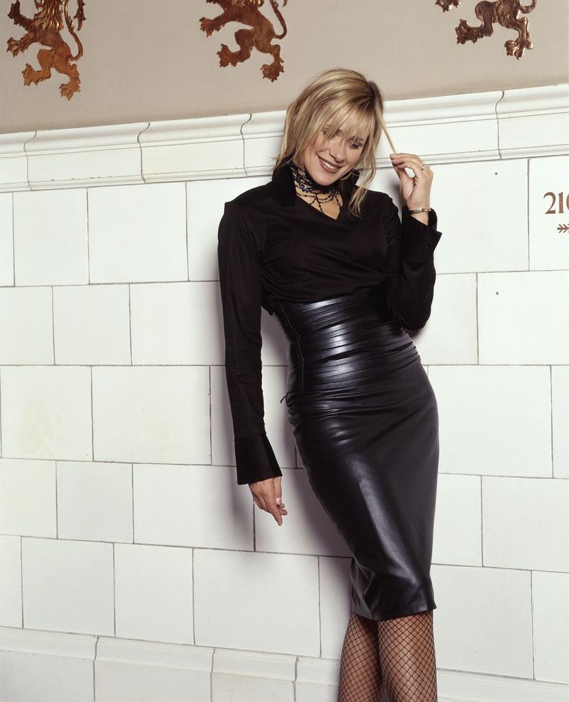 Mature Ladies In Leather