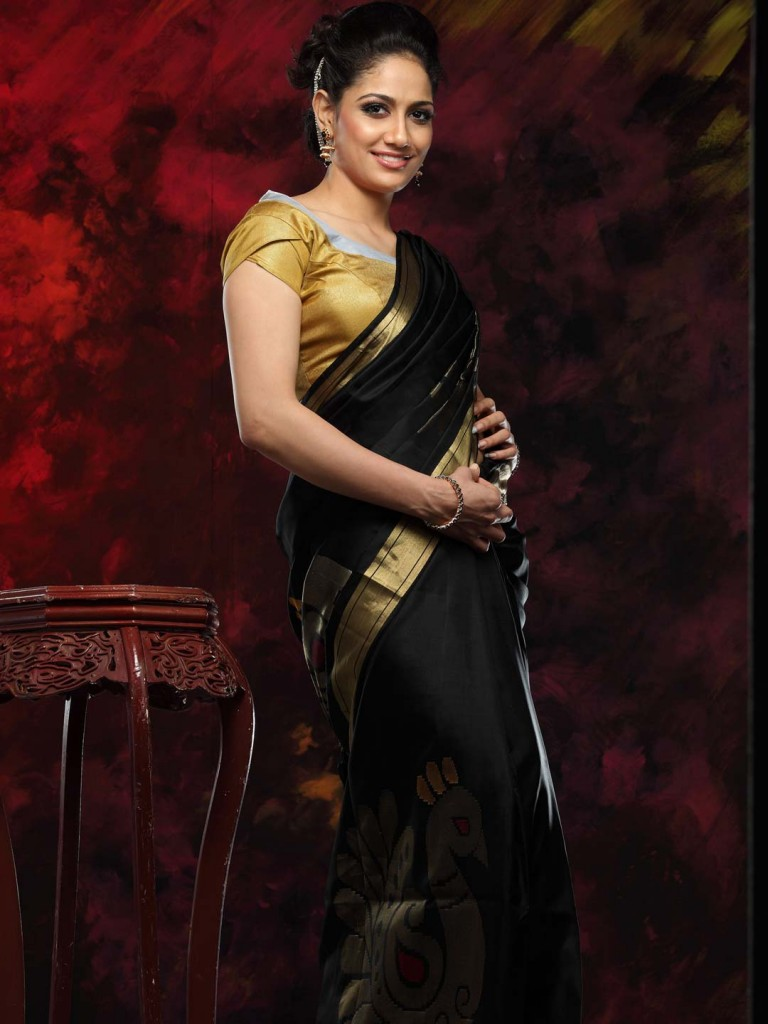 new trend saree