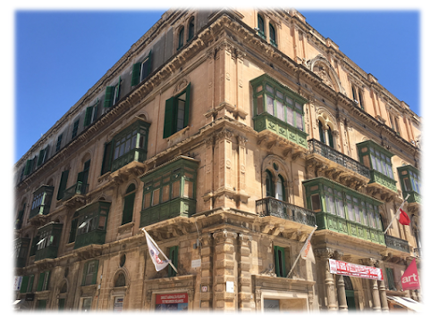 Malta, część 1