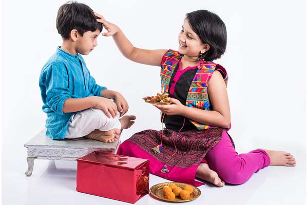 Hearty Rakhi Celebrations