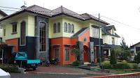 Sewa villa murah 5 kamar di lembang