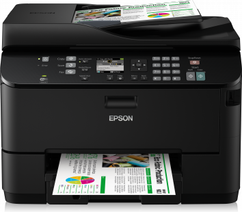 Epson WP-4535DWF Driver Downloads