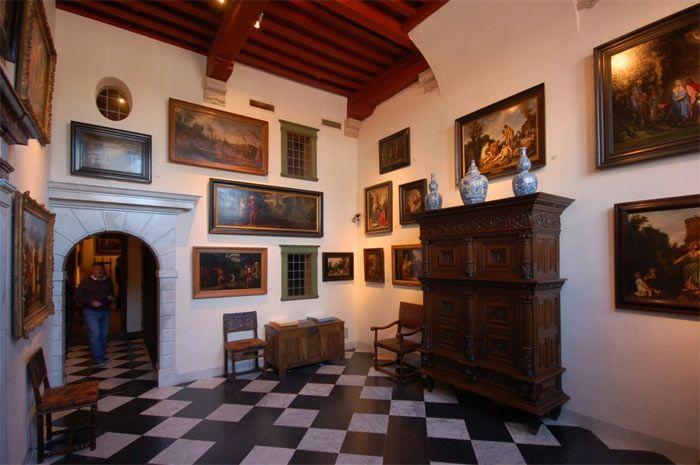Дом музей Рембранта