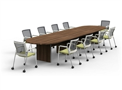 expandable conference room table