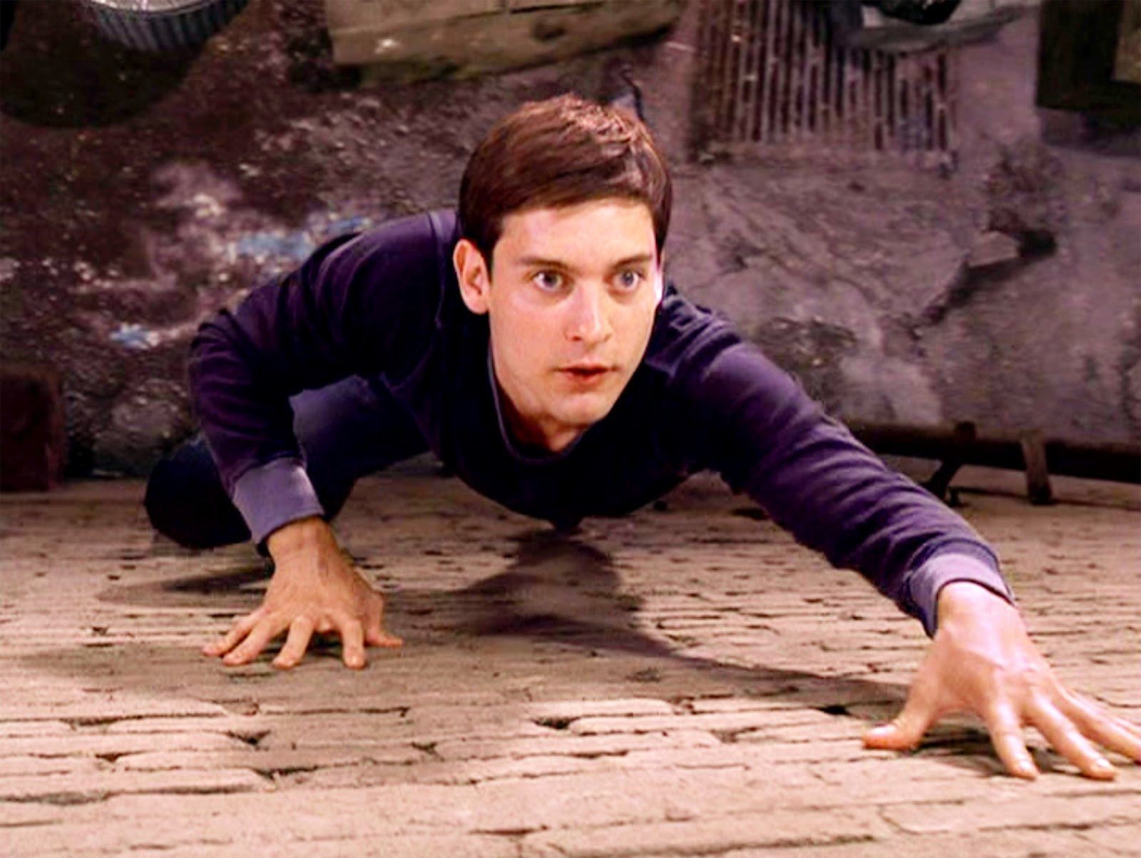 Movie Review: Spider-Man (2002)   The Ace Black Blog