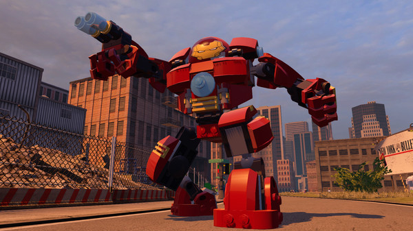 Lego Marvel's Avengers PC Game