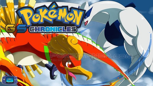 Pokemon GS Chronicles