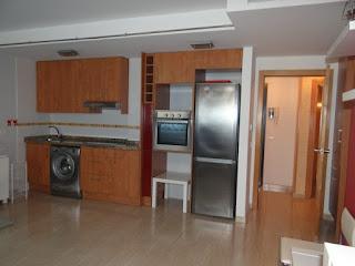 piso en venta calle rio nervion castellon cocina