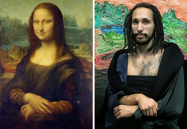 recreating famous artwork fools do art-1