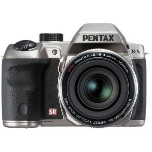 Pentax X5 Bridge Camera