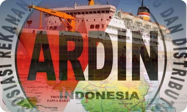 Ardin Papua Barat Akui Jalur Laut Sebagai Transportasi Massal Utama
