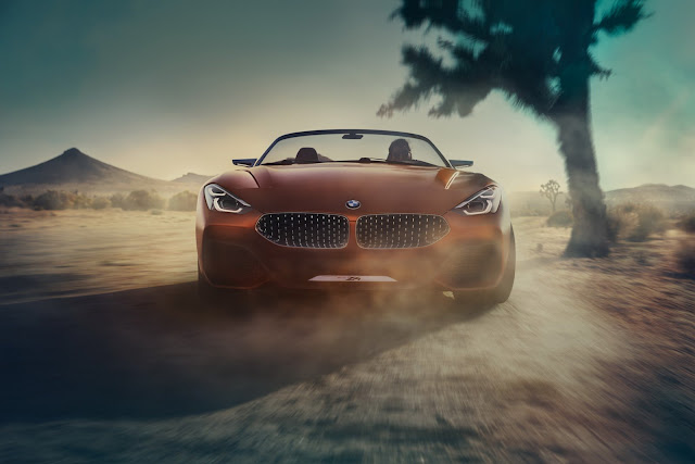 BMW, BMW Z4, New Cars, Paris Auto Show, Pebble Beach, Top 4