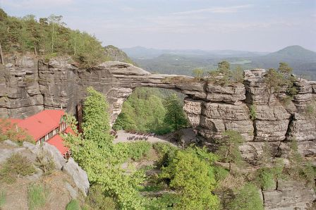 Bohemian Switzerland, Republik Ceko