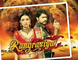 Rangrasiya ANTV episode 25