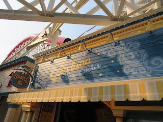 La Luna Star Catcher Pixar Pier Disneyland