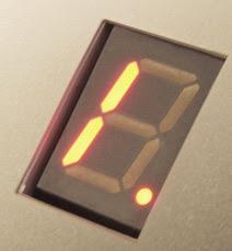 écran d'affichage numérique