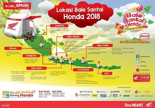 Bale Santai Honda