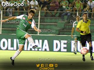 Yendrick Ruiz jugador de Oriente Petrolero - DaleOoo