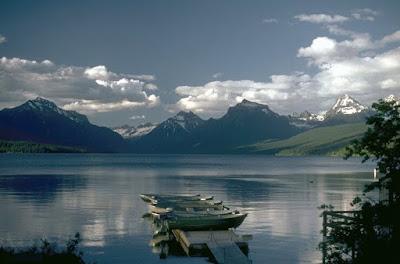 Danau Kerinci dan Gunung Kerinci