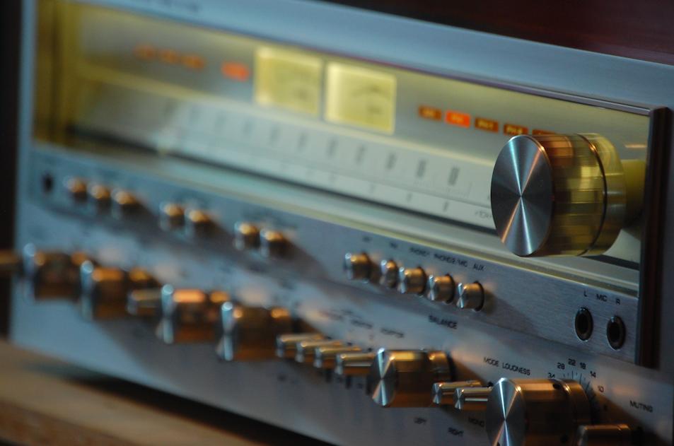 Vintage Hi Fi Audio Restorations Franks Pioneer Sx 1050