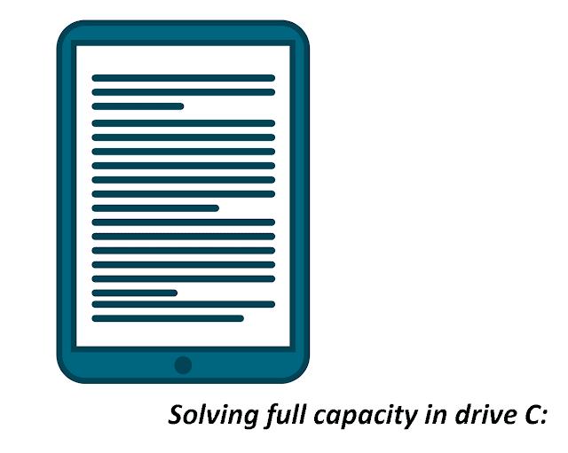 merupakan drive yang paling kerap dijadikan sebagai label drive system Membersihkan Dan Tutorial Mengatasi Drive C: Penuh (Dijamin Aman)
