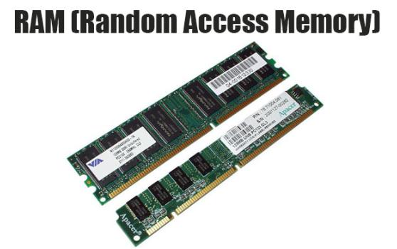 Pengertian RAM, Fungsi, Bentuk, Jenis-Jenis dan Cara Kerja RAM Terlengkap