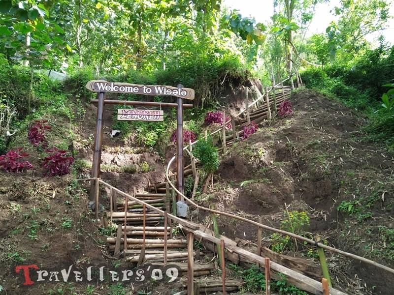 Wisata Kota Blitar Bukit Lengkeh Pegat Srengat Blitar