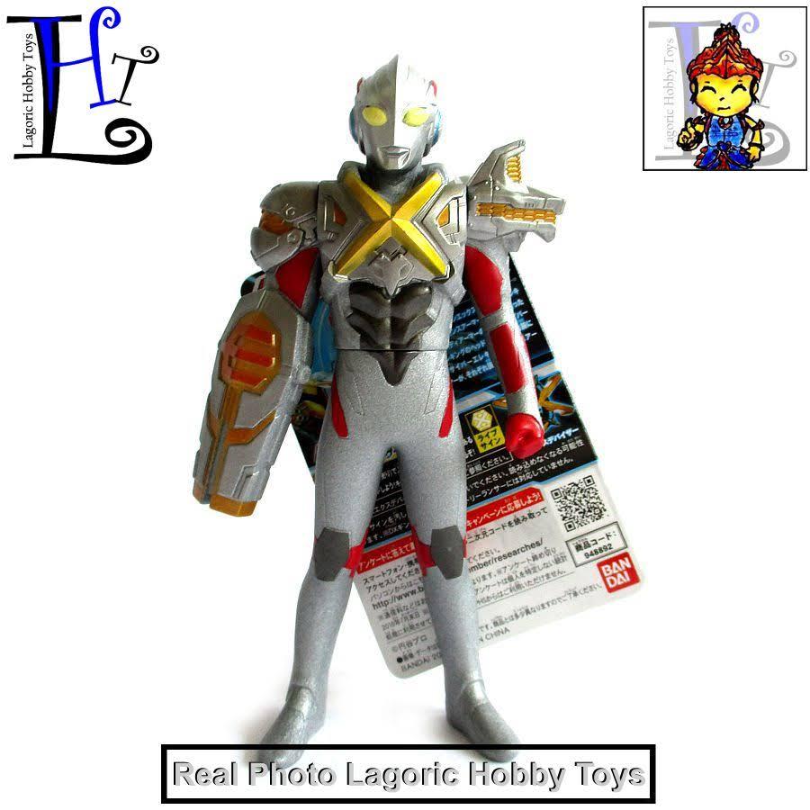 Bandai Ultraman Ultra Hero Transformation Set 26 Daftar Harga 0479479 Shf Act Orb Origin 15163 X Eleking Mode