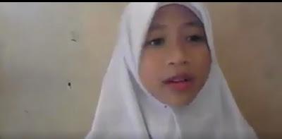 Masya Allah, Merdunya Suara Anak Ini Melantunkan Ayat Suci Al-Qur'an