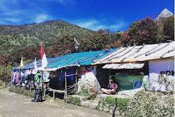 Warung tertinggi di Indonesia ternyata ada di Gunung Lawu