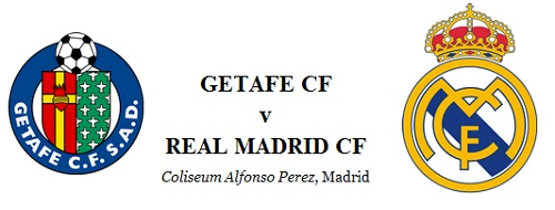 Real Madrid Vs Getafe 2012