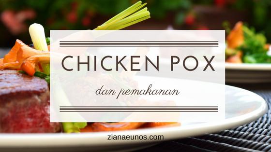 makanan untuk chicken pox