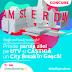 Castiga un City Break de trei zile in Amsterdam impreuna cu prietenii tai
