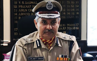 Senior IPS officer SS Deswal appointed as DG of Sashastra Seema Bal