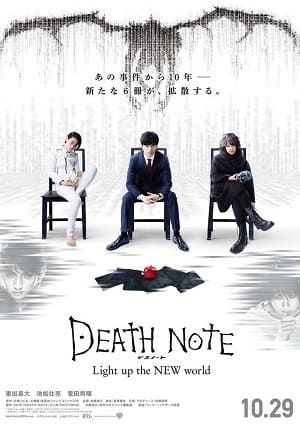 Death Note - Iluminando Um Novo Mundo - Legendado Torrent Download